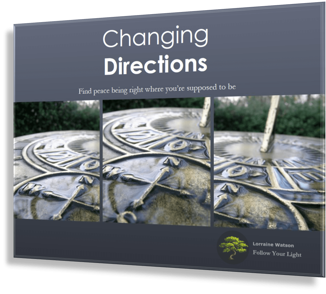 Changing Directions - Cover