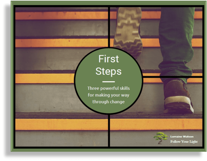 First Steps - Cover
